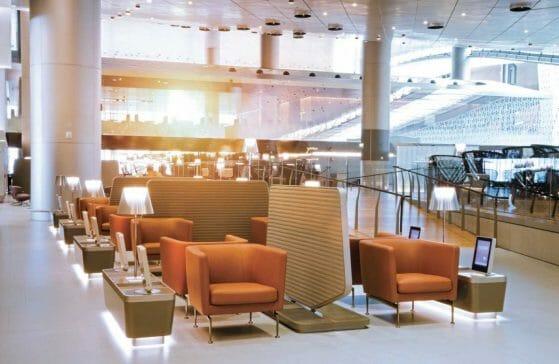 Business Lounge Al Mourjan