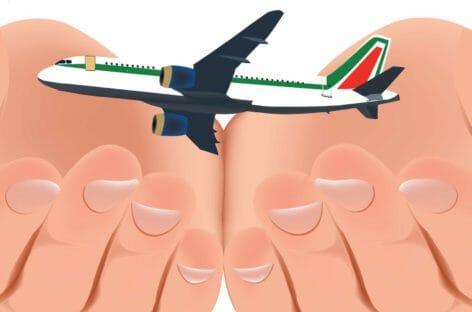 Alitalia, ramo aviation a Ita. Contratti light per il personale