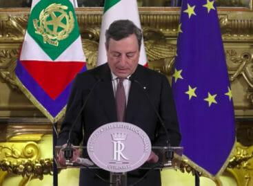 La posizione di Draghi: <br>«Il turismo deve cambiare»
