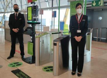 Iberia sperimenta il riconoscimento facciale a Madrid Barajas