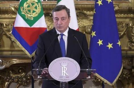 Governo Draghi, incognita Ristori 5