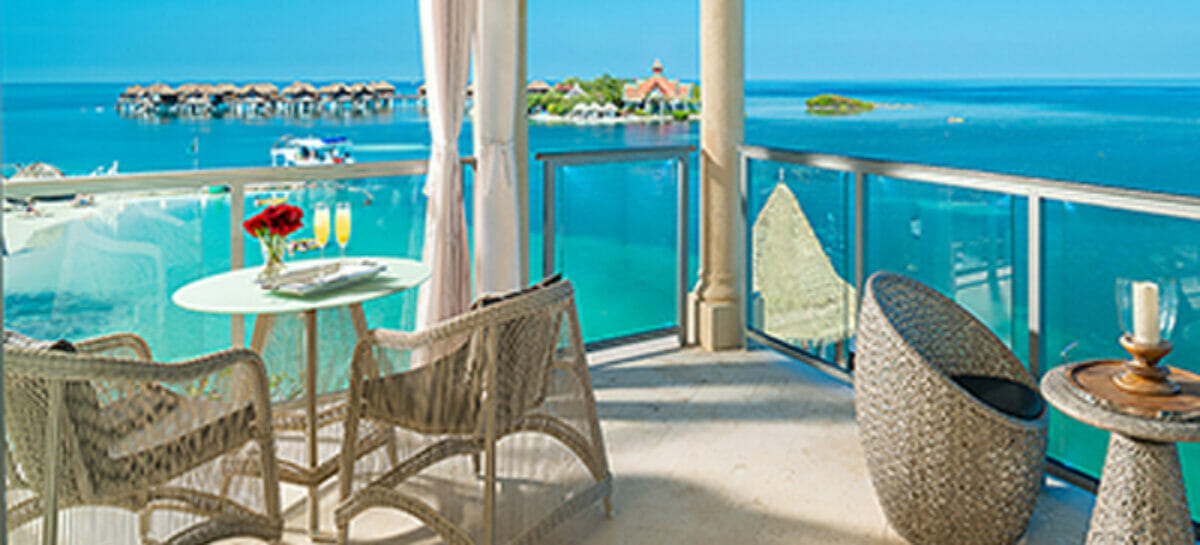 Sandals, in arrivo i resort di Curaçao e St. Vincent
