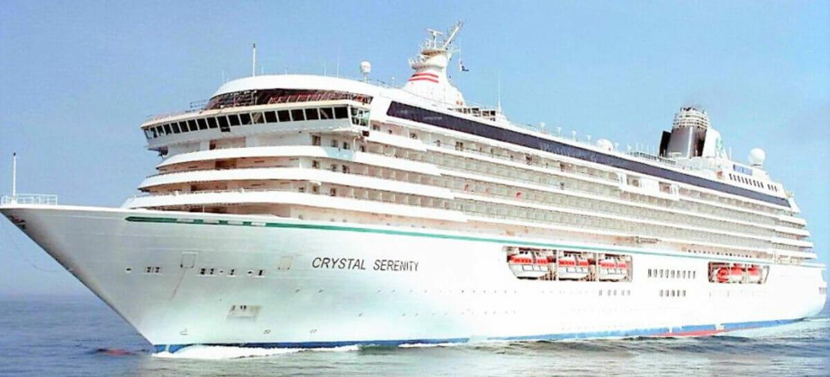 Crystal Cruises riparte il 3 luglio per crociere alle Bahamas