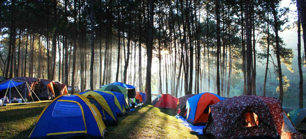 Campeggi sempre più trendy nell'estate italiana