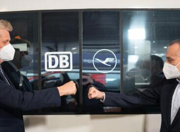 Treni veloci al posto degli aerei: patto Lufthansa-Db Bahn