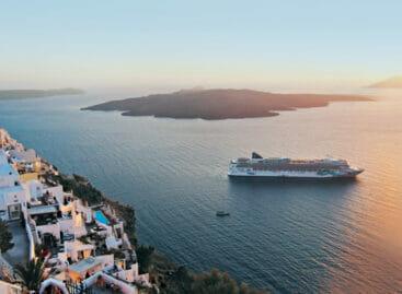 Ncl riparte dalla Grecia dopo 500 giorni di stop