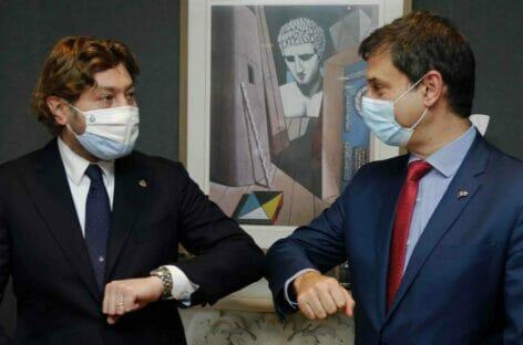 Incontro Grecia-San Marino per il travel: verso la firma dell'intesa