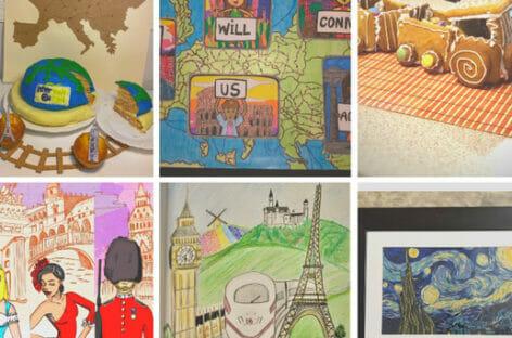Se il viaggio diventa opera d'arte: il concorso Eurail