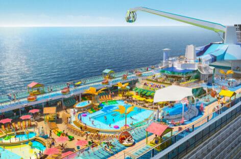 Così Royal Caribbean Group modifica gli itinerari delle crociere 2021