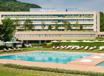 Sheraton Lake Como Hotel riapre all'insegna di food e open air