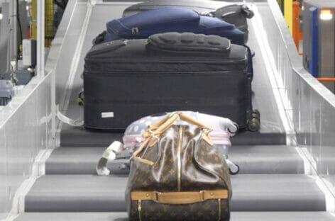 Aeroporto di Bergamo, Siemens completa il sistema di smistamento bagagli