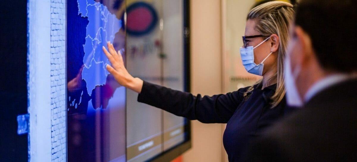 App e videowall: la Spagna inaugura il centro multimediale a Roma