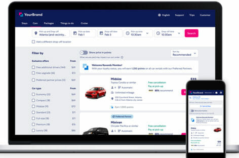 Expedia lancia il tool hotel e noleggio per i siti dei vettori aerei