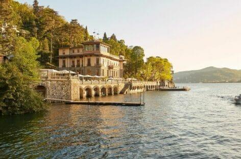 Staycation e benessere: riapre il Mandarin Oriental sul lago di Como