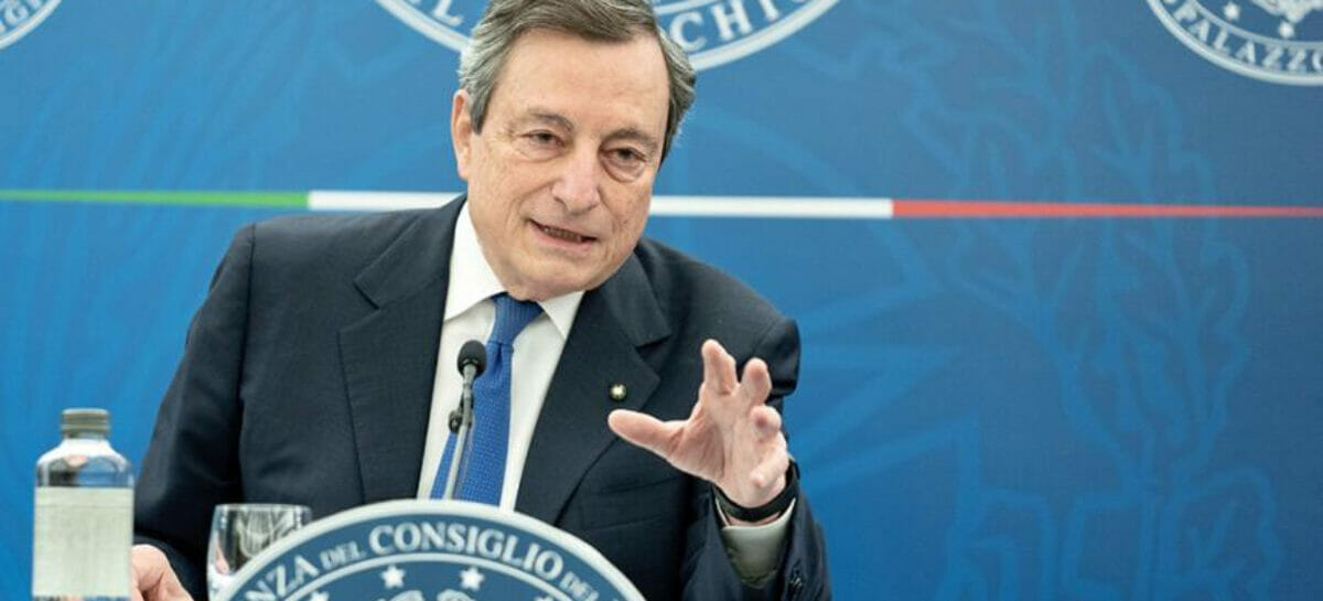"Draghi tra intenzioni e ""chissà"". <br>E l'industria turistica aspetta"