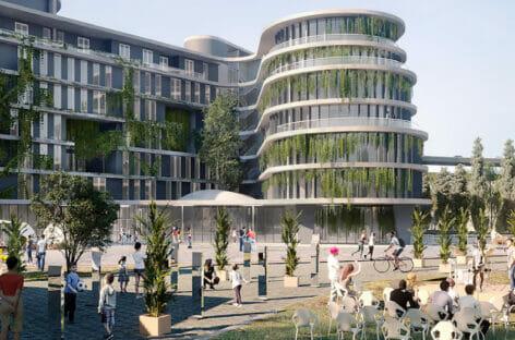 Roma, The Student Hotel apre a San Lorenzo entro il 2023