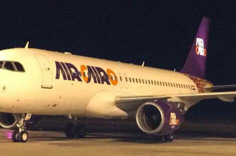 Air Cairo riprende a collegare Italia e Mar Rosso