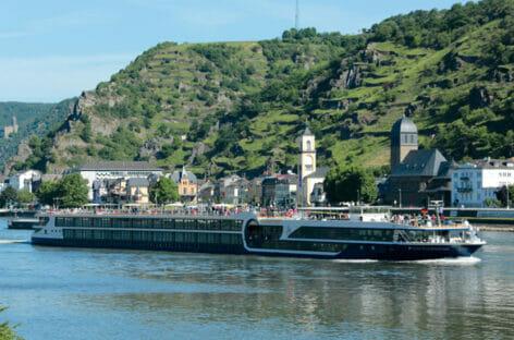 Avalon debutta in Italia con crociere su Danubio e Reno