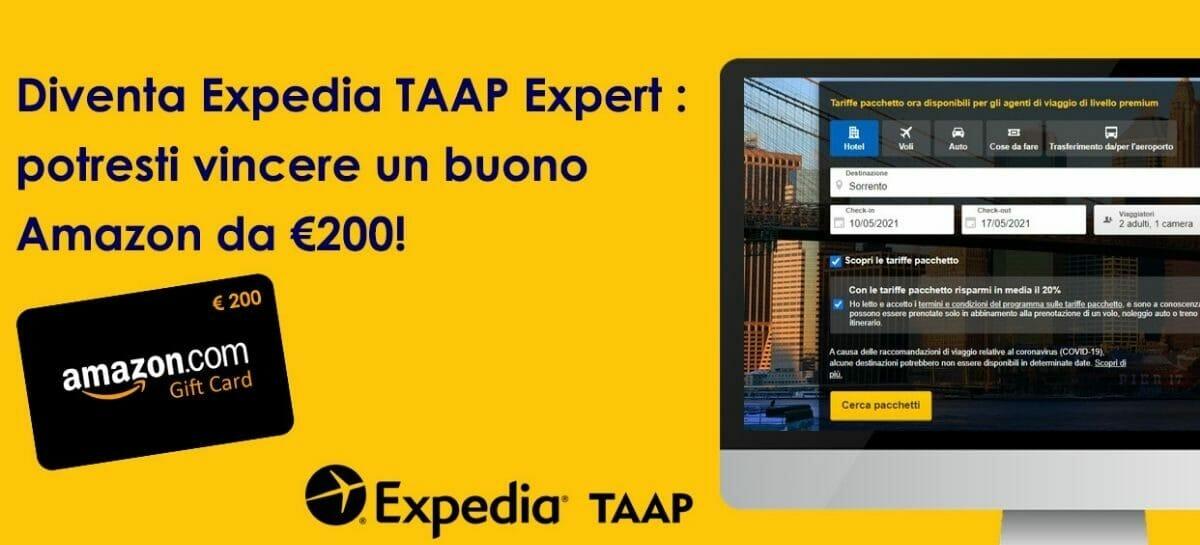 Expedia TAAP Expert, i nomi degli agenti di viaggi vincitori