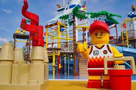 Gardaland apre il 15 giugno e inaugura Legoland