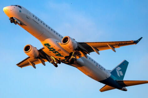 Air Dolomiti raddoppia su Linate con i voli per Monaco