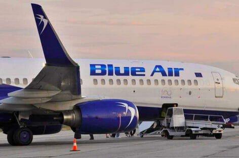 Blue Air avvia i voli da Linate per Praga e Palermo