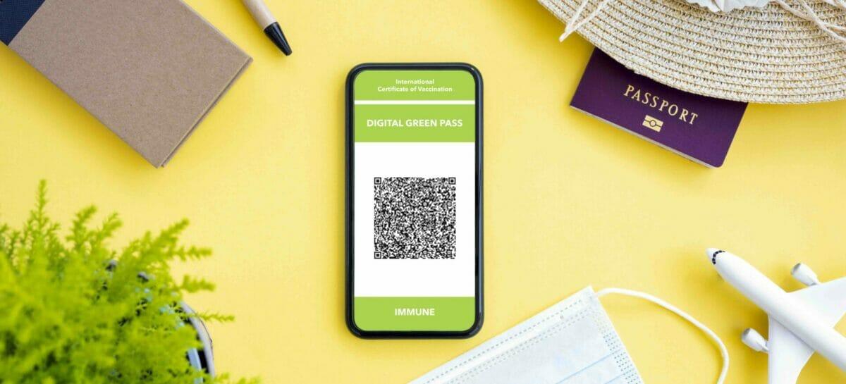 Il green pass viaggerà sulle app Immuni e IO