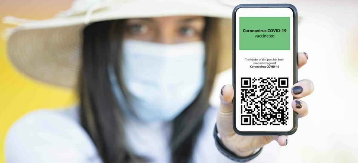 Se il green pass è falso: arriva l'app anti frodi