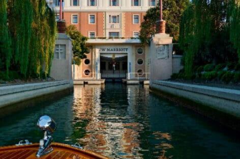 Marriott riapre il Jw Venice Resort & Spa il 27 maggio