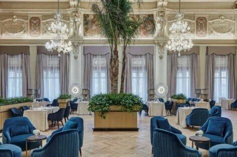 Apre Palazzo Fiuggi, wellness e medical retreat a 5 stelle