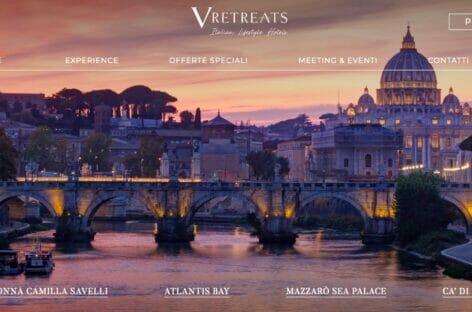 Nasce V Retreats, collezione di gioielli italiani di Voihotels
