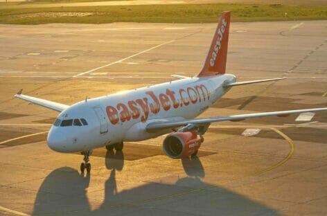easyJet cresce su Milano Bergamo: voli per Parigi e Amsterdam