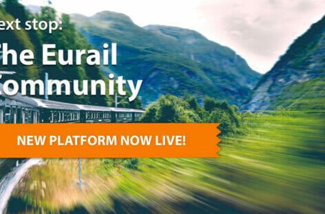 Nasce Eurail Community, la piattaforma per i fan dei viaggi in treno
