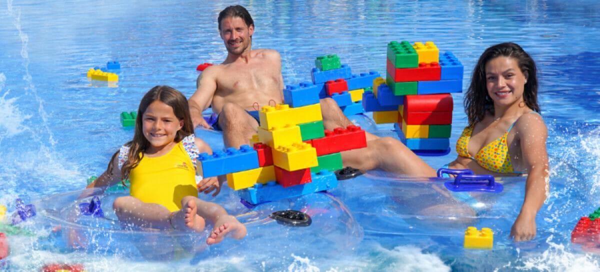 Gardaland Resort inaugura Legoland Water Park il 26 giugno