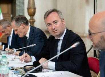 Francia chiama Italia: operazione turismo con Lemoyne a Roma