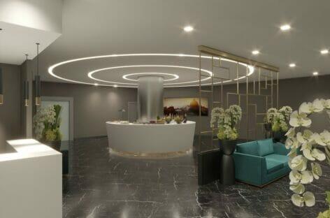 Apre a Roma il St. Martin, nuovo hotel del gruppo Omnia