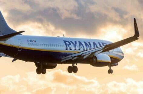 Ryanair volerà tra Bergamo e l'irlandese Knock per la winter