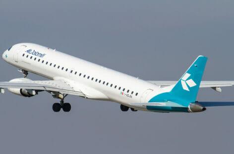 Air Dolomiti rinnova il servizio di intrattenimento a bordo