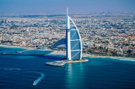 Il battesimo di Msc Virtuosa a Dubai il 27 novembre