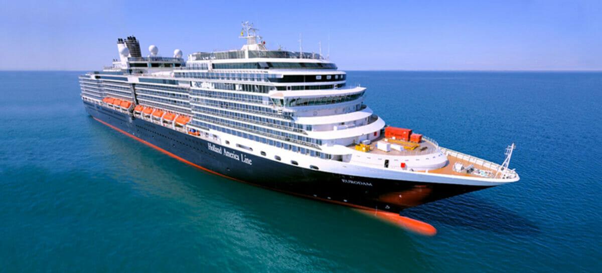 Holland America torna nel Mediterraneo dal 15 agosto