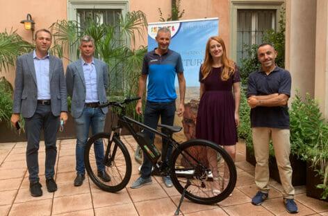 Israele in bici e a piedi con Ovet e l'aeroporto di Bergamo