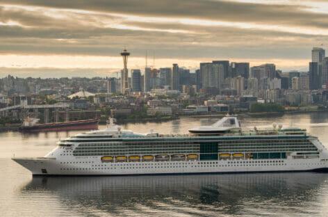 Royal Caribbean riparte per prima dall'Alaska