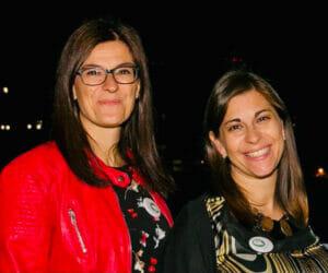 Sabrina Morandi Barbara Bonadies Vola con Gully