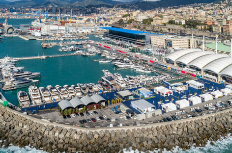 Salone Nautico di Genova, già sold out l'evento di settembre