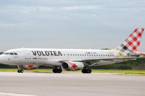 Volotea, quasi 55mila passeggeri ad agosto a Genova