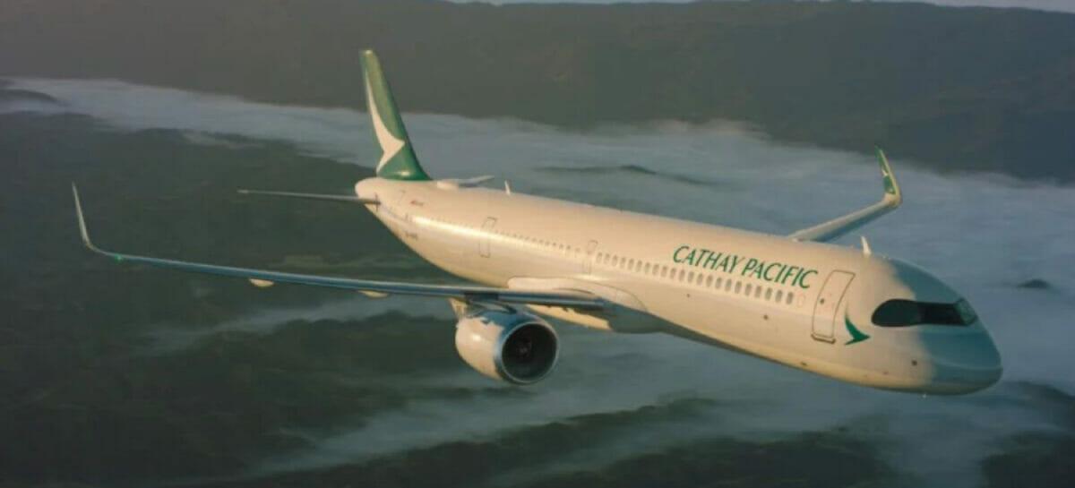 Cathay Pacific verso la chiusura della base di Londra