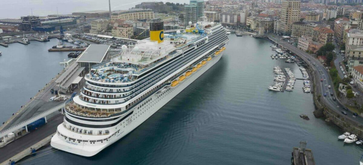 Lavoro, Costa Crociere assume: a settembre il recruiting day