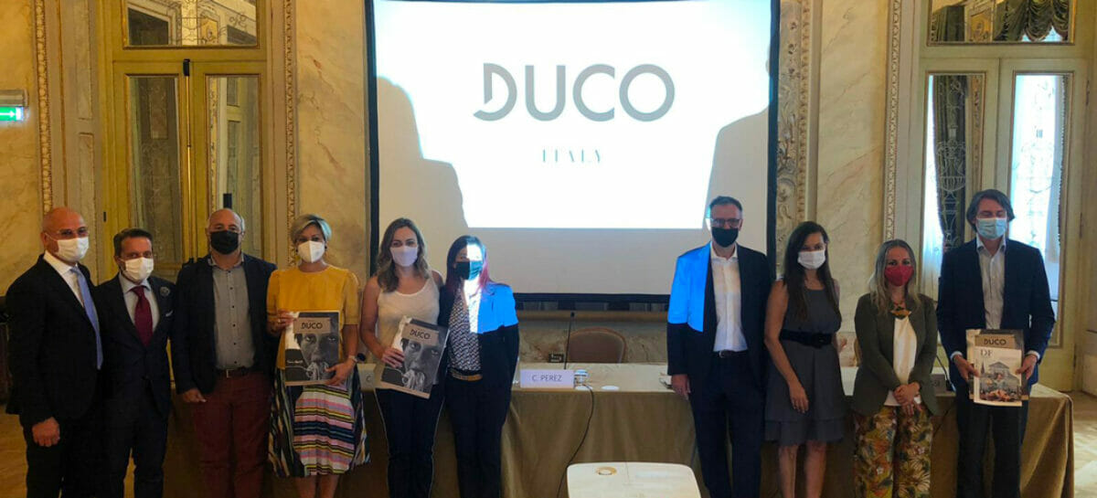 L'alta gamma traina la ripresa: le prospettive 2022 di Duco Italy