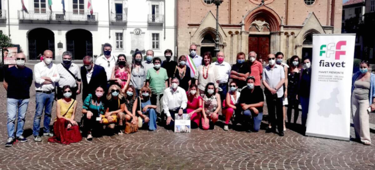Fiavet Piemonte rilancia il turismo di prossimità e porta gli adv ad Asti
