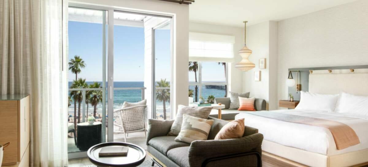 S.D. Malkin Properties investe in California con due hotel fronte oceano